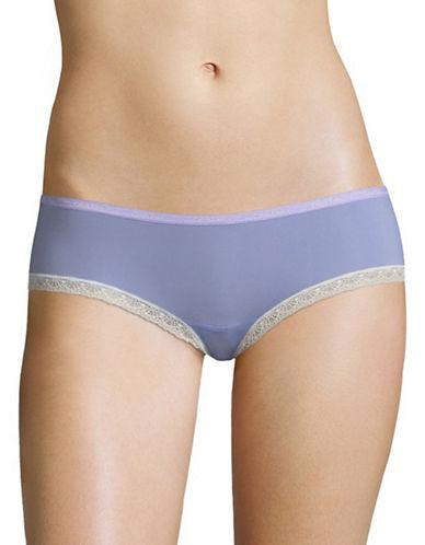 Calvin Klein Lace Trim Bikini Panty-EPHEMERAL-Medium