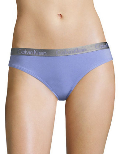 Calvin Klein Radiant Cotton Bikini Brief-EPHEMERAL-X-Small