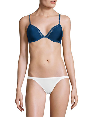 Calvin Klein Signature Bare Underwire Bra-ORION-32D