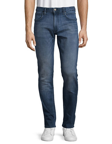 Calvin Klein Jeans Sculpted Slim Jeans-BLUE-36