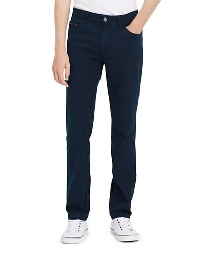 Calvin Klein Jeans Slim Stretch Jeans-BLUE-34X32
