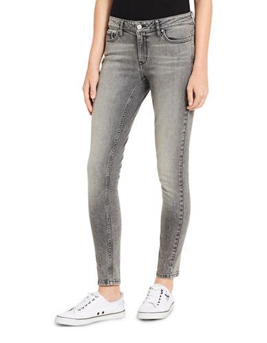 Calvin Klein Jeans Mid-Rise Jeggings-HIMALAYA-30