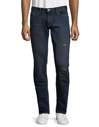 Calvin Klein Jeans Myrtle Skinny Jeans-BLUE-38X32