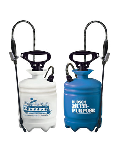 Hd Hudson All-Season Twin Pack Sprayers-ASSORTED-One Size