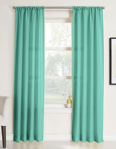 Home Studio Rapture 63 Inch Window Panel-POOL-63 inches