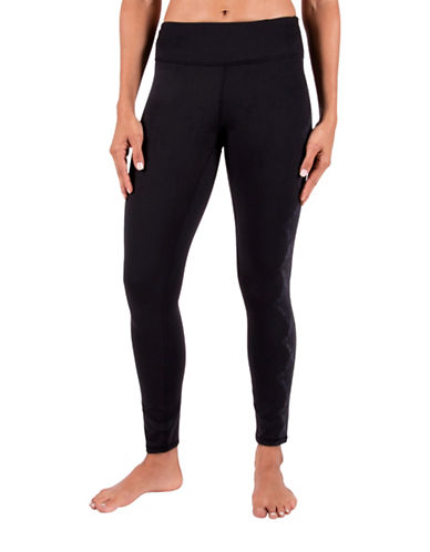 Gaiam Zoey Leggings-BLACK-Medium