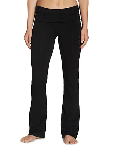 Gaiam Nova Bootcut Pants-BLACK-Large 88712860_BLACK_Large