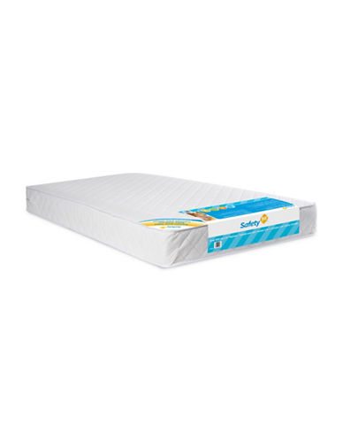 Safety 1st Grow with Me Two-in-One Mattress-WHITE-One Size