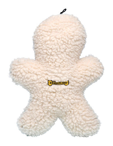 Penn Plax Comfy Man Pet Toy-WHITE-One Size
