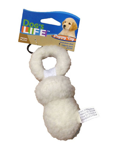 Penn Plax Comfy Pet Pacifier-WHITE-One Size