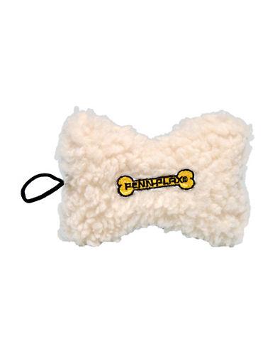Penn Plax Small Bone Pet Toy-WHITE-One Size