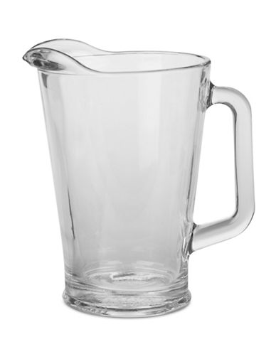 Libbey Libbey Glass Pitcher-CLEAR-One Size