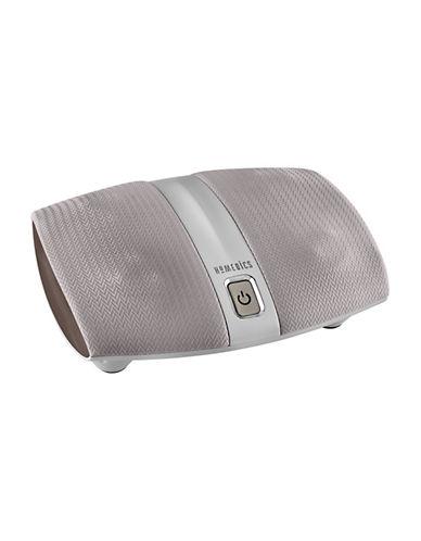 Homedics Shiatsu Heat Foot Massager-GREY-One Size