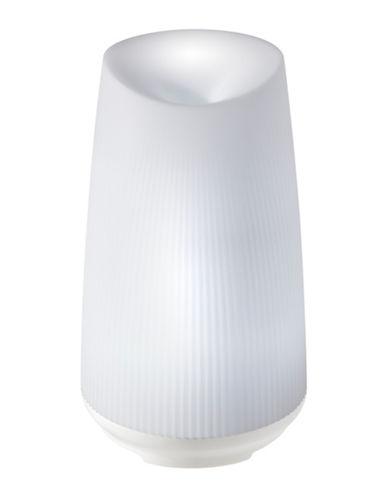 Homedics Ellia Flourish Ultrasonic Aroma Diffuser-WHITE-One Size