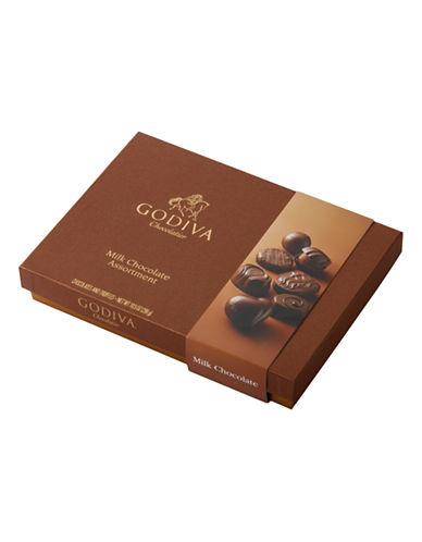Godiva Milk Chocolate Gift Box-CHOCOLATE-One Size