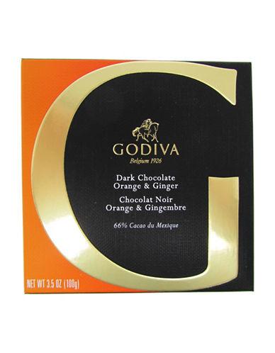 Godiva Dark Chocolate Orange and Ginger Bar 88815317