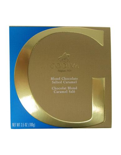 Godiva Blond Chocolate Salted Caramel Bar-NO COLOUR-One Size