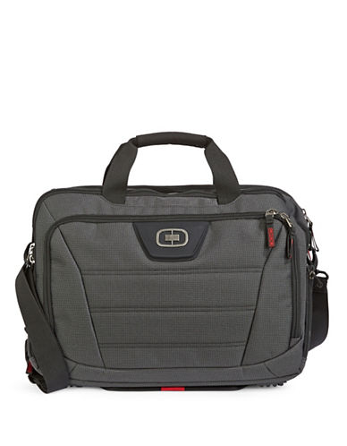 Ogio Renegade Messenger-BLACK-One Size