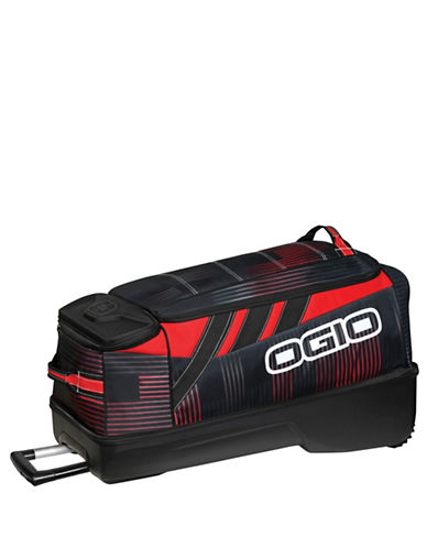 Ogio Adrenaline Wheeled Bag-RED-30