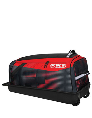 Ogio Shock Wheeled Bag-RED-30
