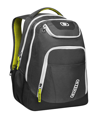 Ogio Meteorite Contrast Trim Backpack-METEORITE-One Size