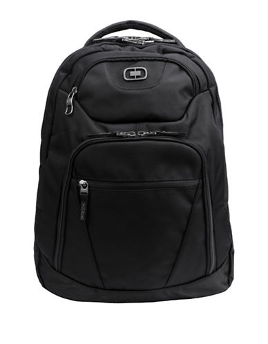 Ogio Gravity Backpack-BLACK-One Size