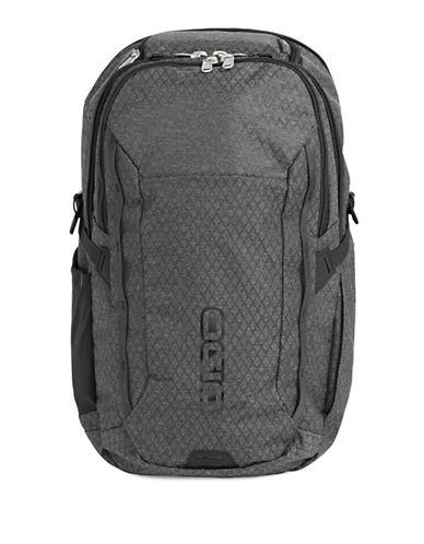 Ogio Summit Backpack-GREY-One Size