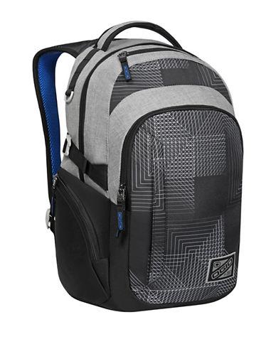 Ogio Quad Laptop Backpack-GREY-One Size