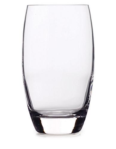 Luigi Bormioli Crescendo Stemless Glasses-CLEAR-One Size