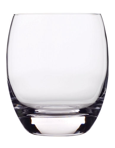 Luigi Bormioli Crescendo Double Old-Fashioned Glass-CLEAR-One Size