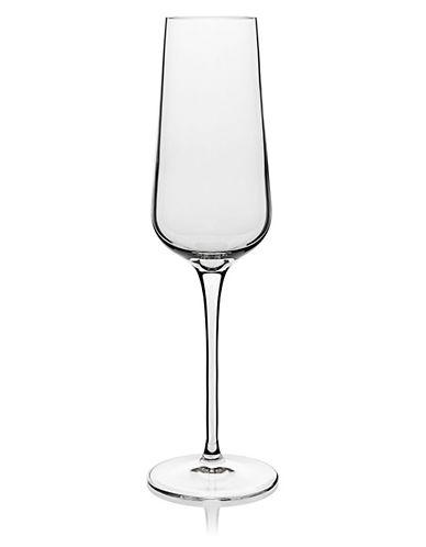 Luigi Bormioli Intenso Champagne Flute-CLEAR-One Size