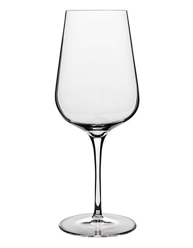 Luigi Bormioli Intenso 350 White Wine Glass-CLEAR-One Size
