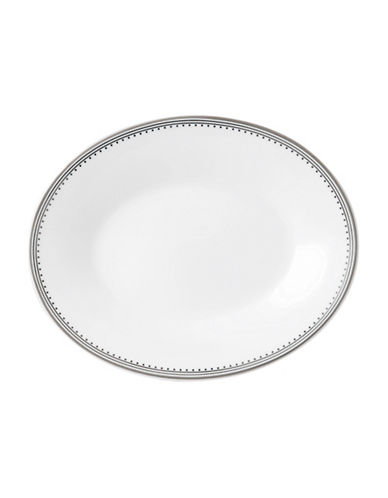 Vera Wang Vera Wang Grosgrain Collection Gravy Stand-WHITE-One Size