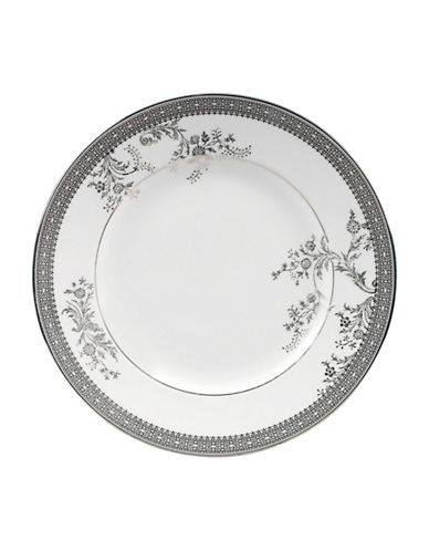 Vera Wang Vera Wang Lace Collection Salad Plate-WHITE-One Size