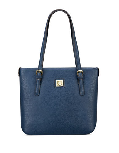 Anne Klein Perfect Tote-SAPPHIRE-One Size