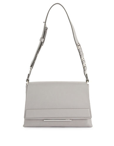 Nine West Salana Satchel-WHITE-One Size