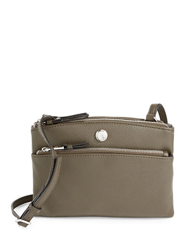 Nine West Tenly Crossbody Bag-GREEN-One Size