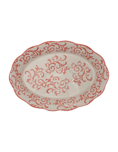 Bia Heritage Oval Baker-RED-One Size