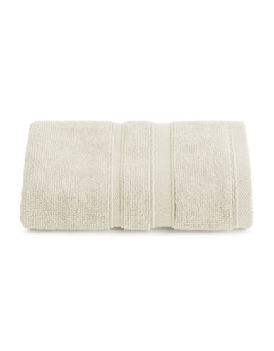 Waterworks Perennial Turkish Cotton Washcloth-IVORY-Washcloth