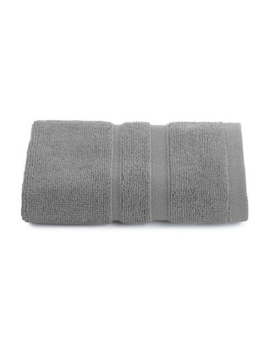 Waterworks Perennial Turkish Cotton Washcloth-CHARCOAL-Washcloth