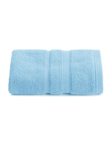 Waterworks Perennial Turkish Cotton Washcloth-SKY BLUE-Washcloth