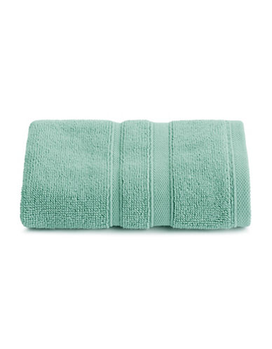 Waterworks Perennial Turkish Cotton Washcloth-SEA GREEN-Washcloth