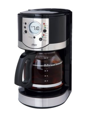 Oster Coffee Maker Set Time : UPC 034264431782 - OSTER 12 Cup Programmable Coffee Maker - BLACK/SILVER upcitemdb.com
