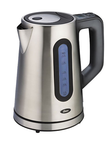 Oster 1.7L Variable Temperature Kettle-SILVER-One Size