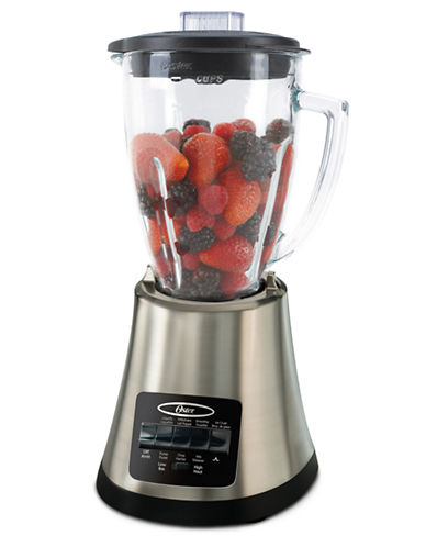 Oster 8 Speed Blender Brushed Nickel Finish-STAINLESS STEEL-One Size 87561404_STAINLESS STEEL_One Size