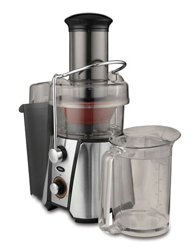 Oster JusSimple 5-Speed Easy Juice Extractor 1000 Watts-STAINLESS STEEL-One Size