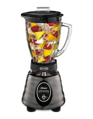 Oster Stainless Steel Crush Pro 1000W Blender-STAINLESS STEEL-One Size