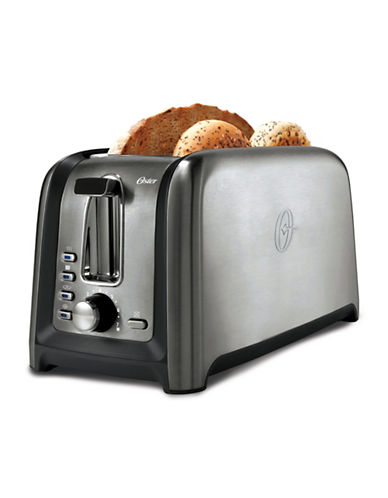 Oster Stainless Steel Artisan Bread Toaster-STAINLESS STEEL-One Size