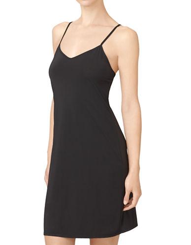 Calvin Klein Full Slip-BLACK-Large