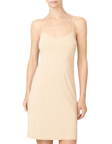 Calvin Klein Full Slip-BARE-Medium